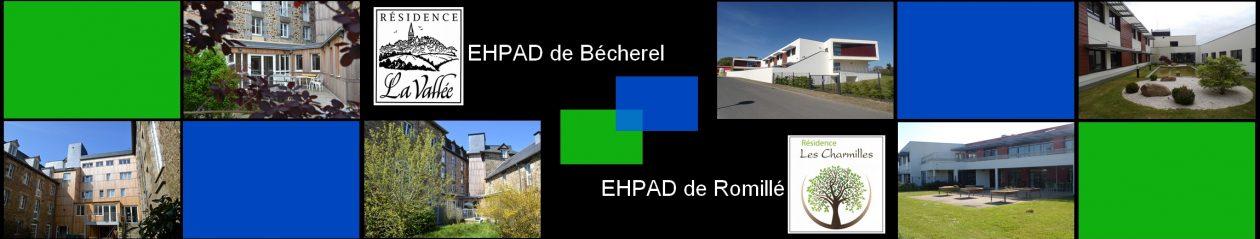 EHPAD La Vallée / Les Charmilles
