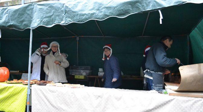 marché de noël le 1er décembre